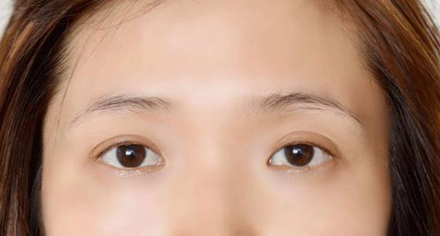 Phun xăm lông mày thích hợp cho những người có lông mày ngắn, mờ và không định hình