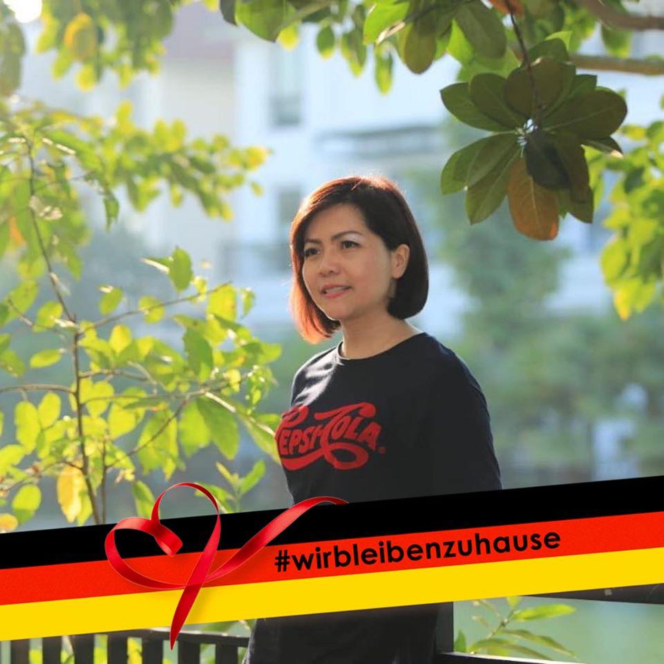 Rose Nguyễn (Việt Kiều Đức)