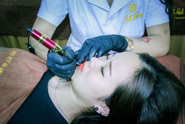 Heli Beauty and Healthy có nhiều dịch vụ phun môi theo xu hướng